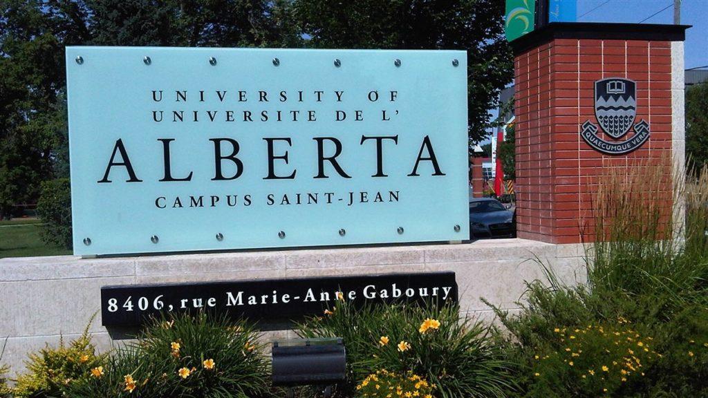 Universités Canada - Université de l'Alberta